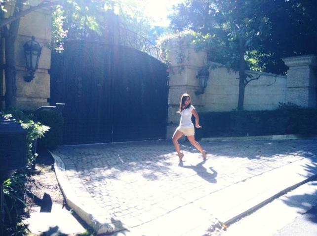 Casa do Michael Jackson