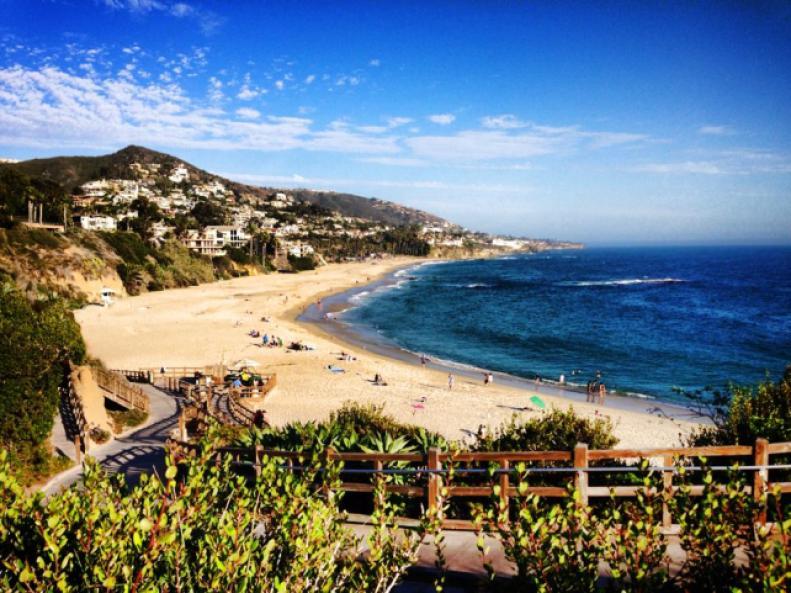 Laguna Beach - roteiro de 8 dias na Califórnia