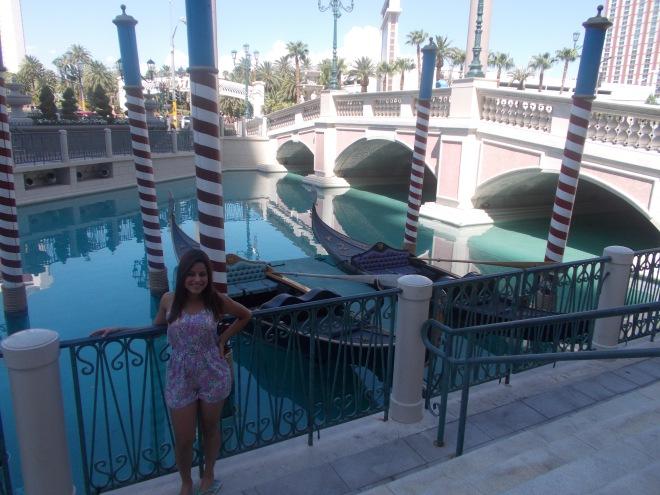 Frente do Hotel Venetian
