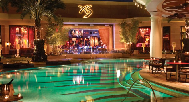 XS NightClub. Foto do site do hotel Wynn