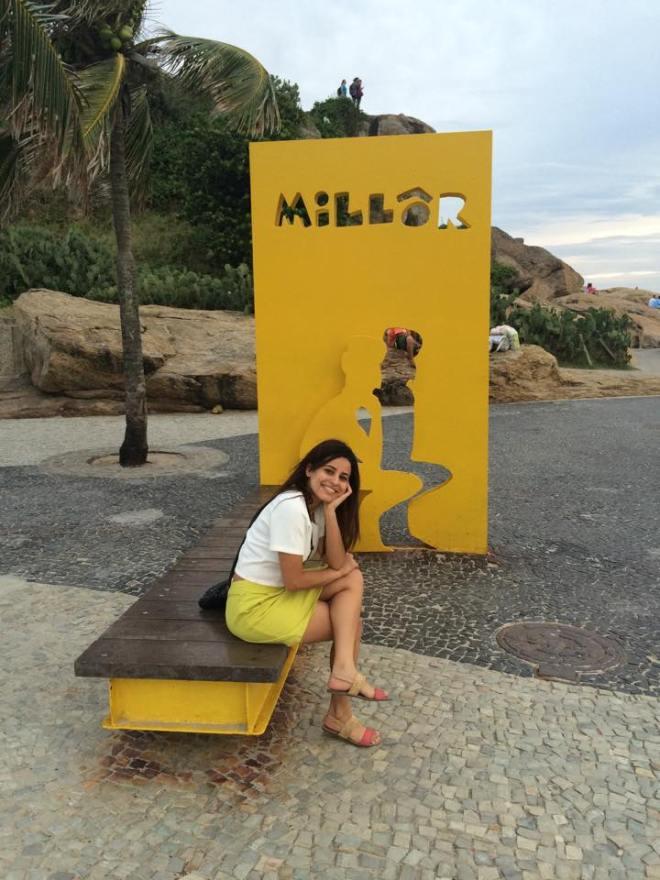 Pedra do arpoador Rio de Janeiro