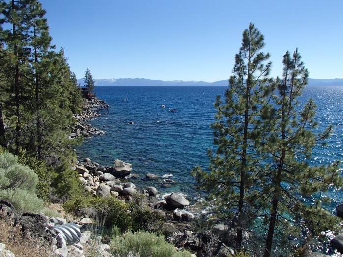 Sand Habor no Lake Tahoe