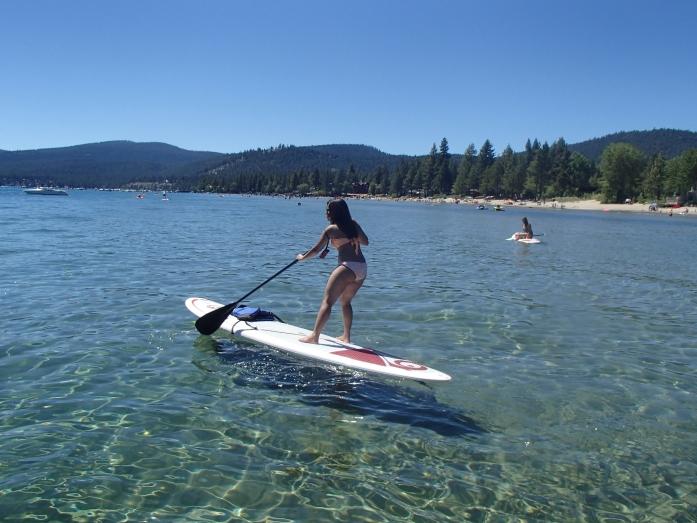Lake Tahoe na California