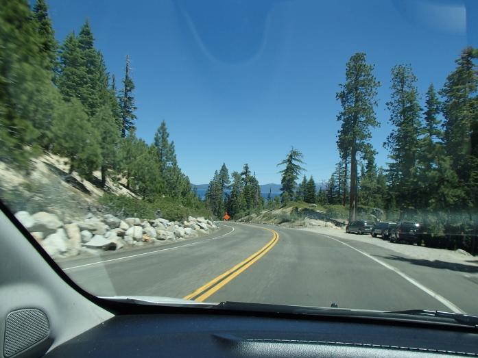 estrada nos Estados Unidos
