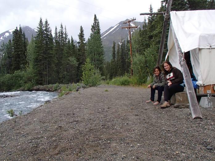 Hostel no Alasca