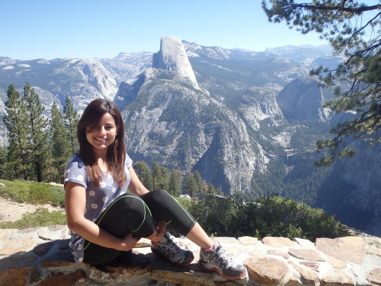 Yosemite Park no Glacier Point