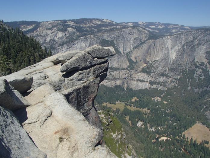 Yosemite Park Glacier Point