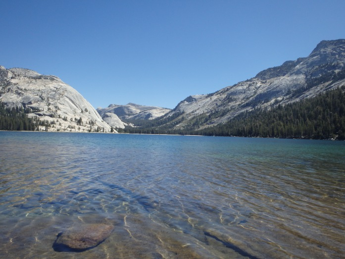 Yosemite Park Tenaya Lake