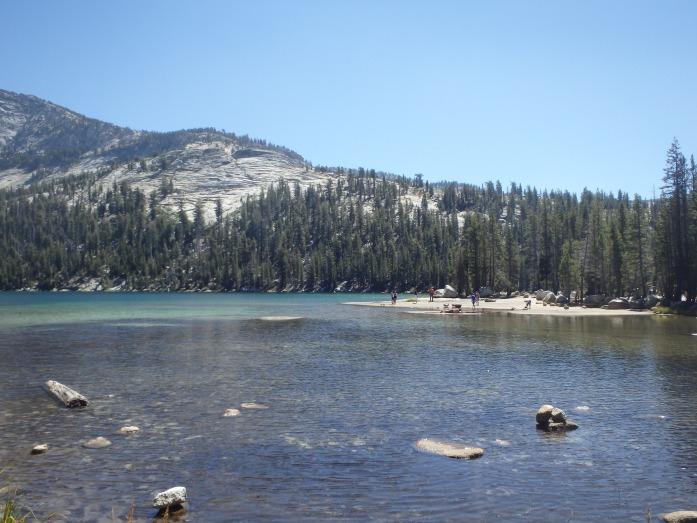 Parque Yomesite Tenaya Lake