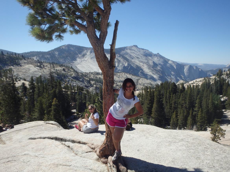 Yosemite Park em Olmsted Point