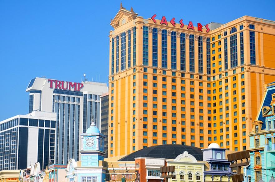 AC Trump e Caesars c