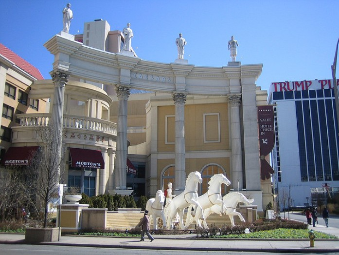 caesars em Atlantic City