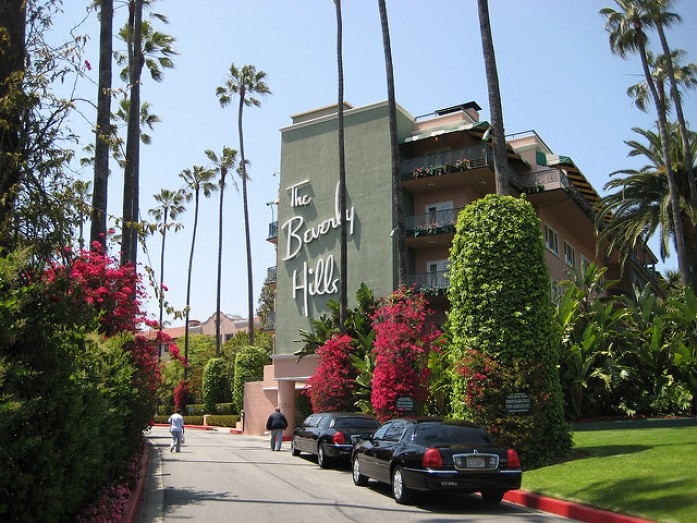 hotel the beverly hills