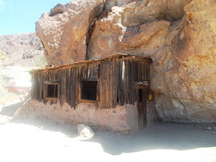 Calico Ghost Town na California