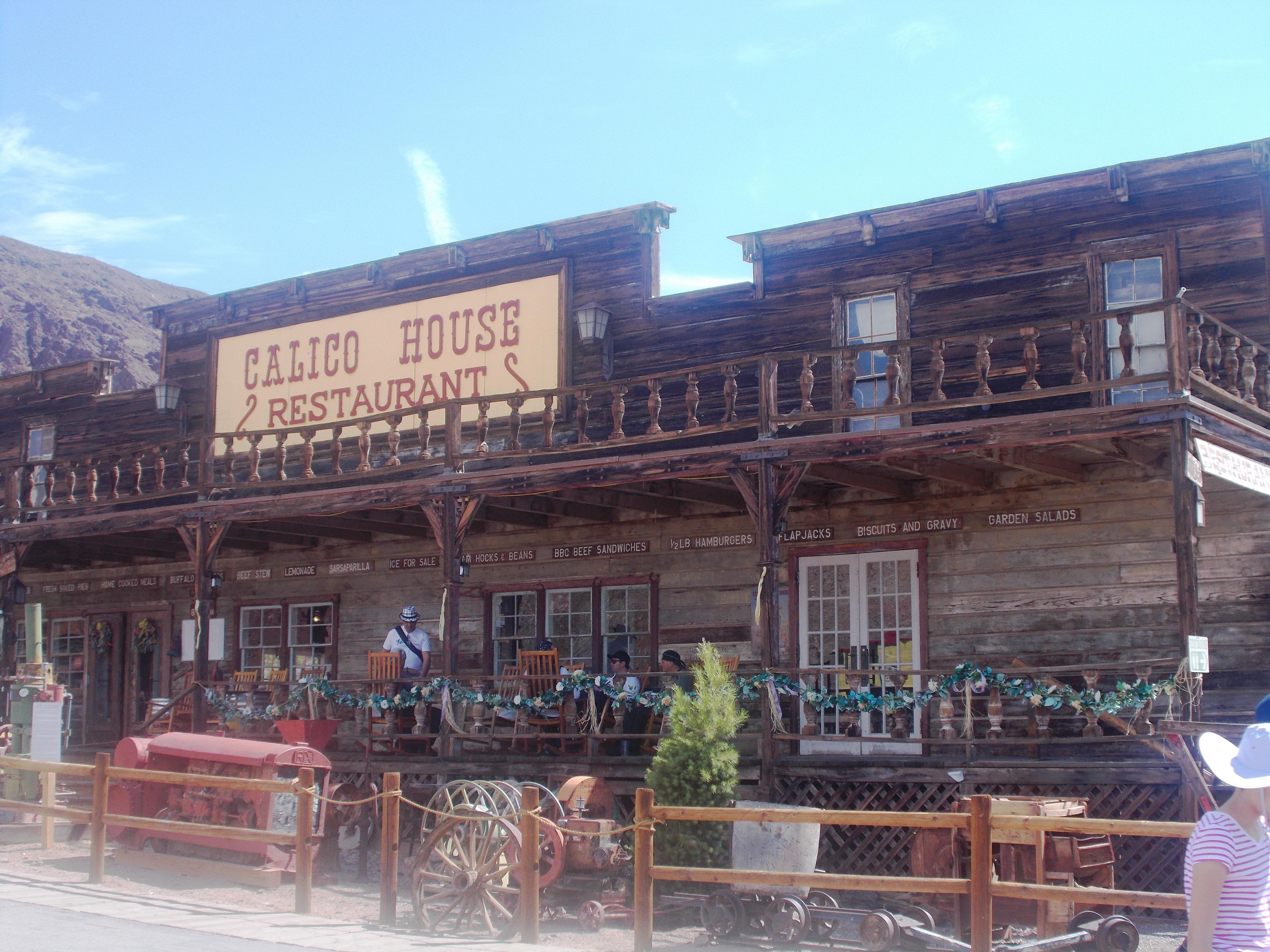 restaurante em Calico