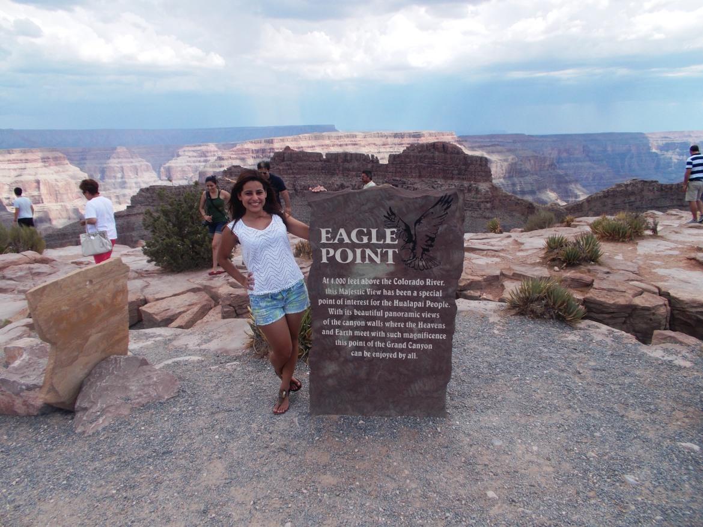 Eagle Point no Grand Canyon