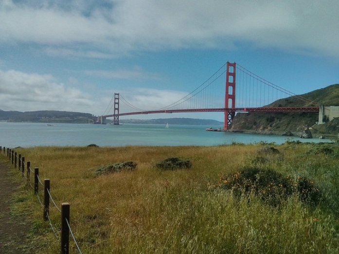 Fort Baker ponte Golden Gate