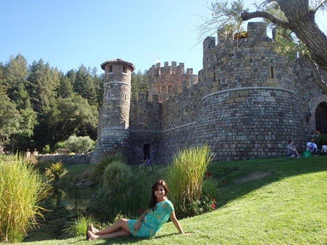 Napa Valley Castelo Di Amorosa