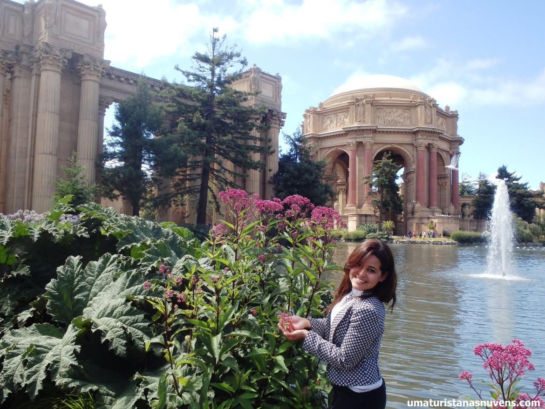 Palacio de Belas Artes de San Francisco