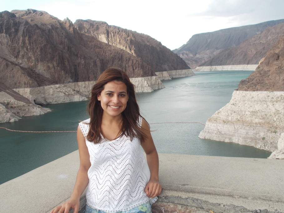 represa Hoover Dam