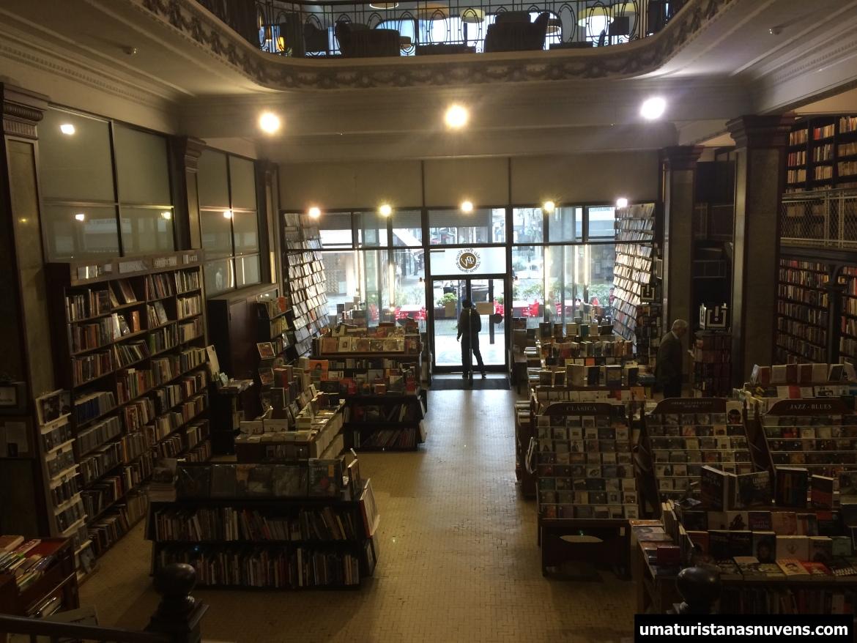 livraria mas puro verso montevidéu