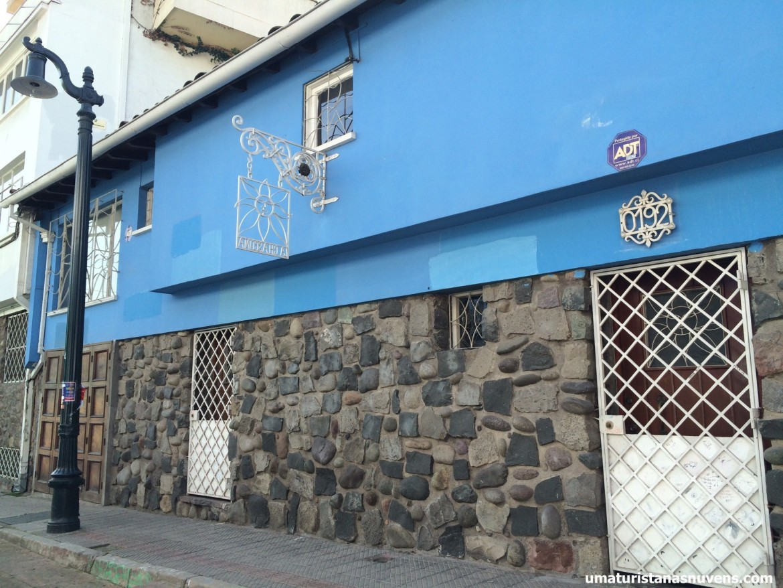 casa de Nelson Neruda