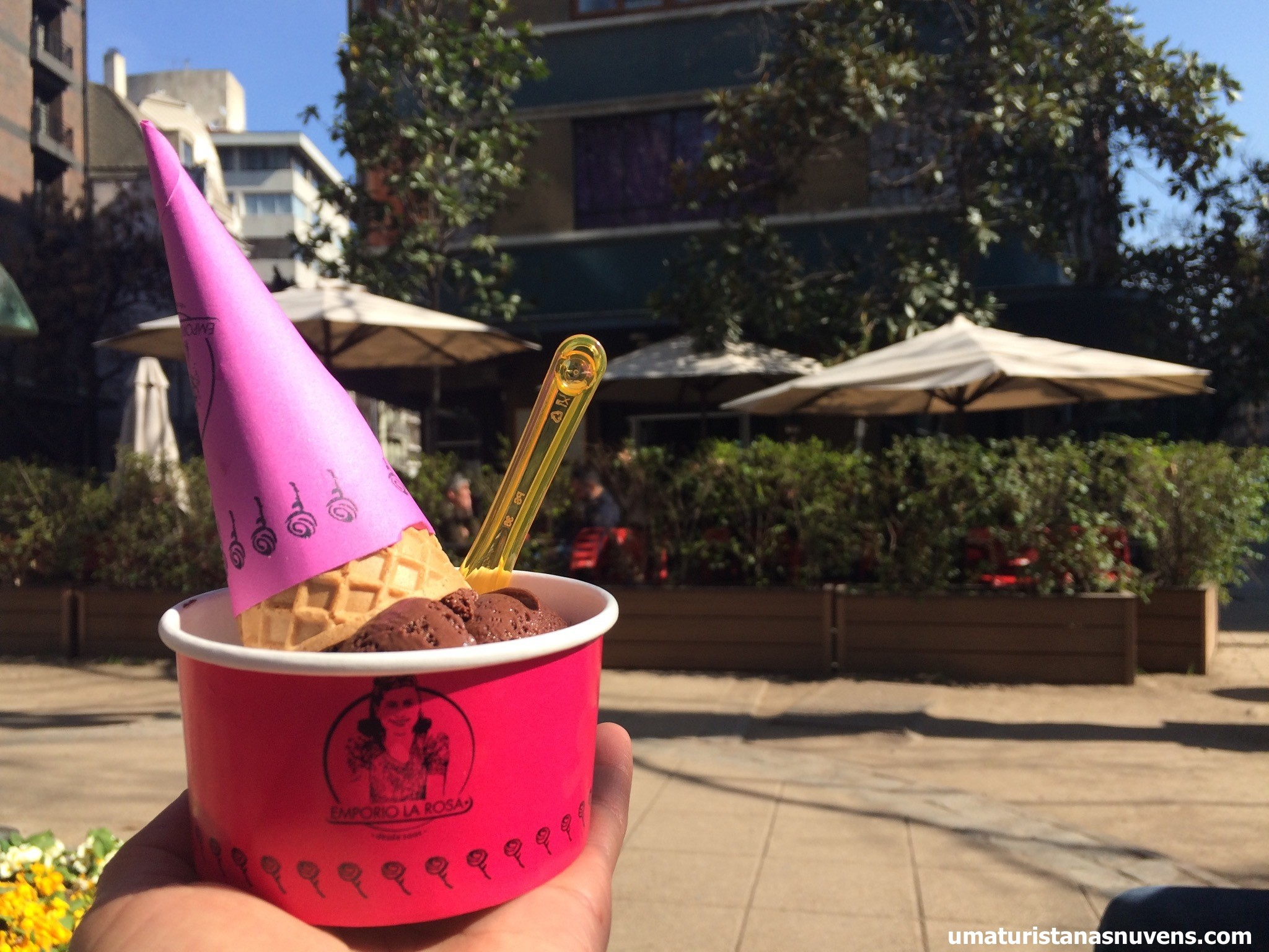 sorvete empoio da rosa