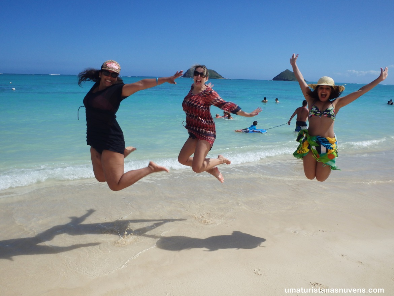 Havaí-Lanikai Beach-Estados Unidos