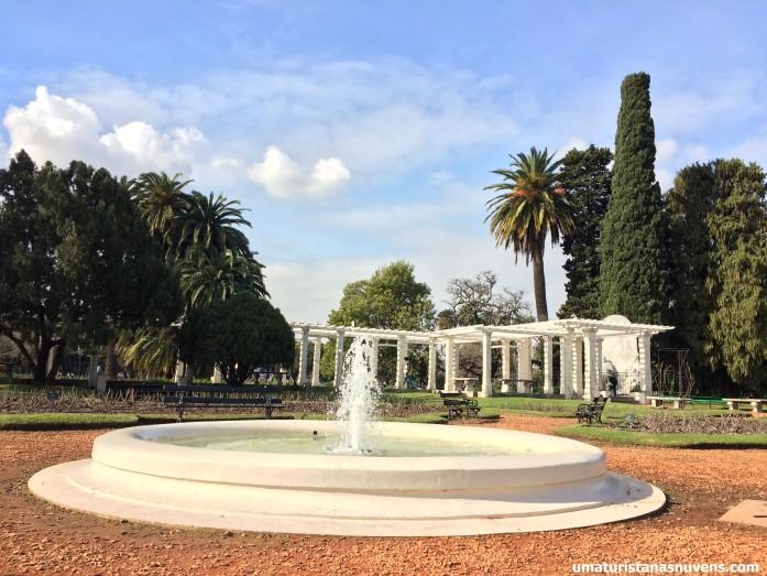 Rosedal de Buenos Aires