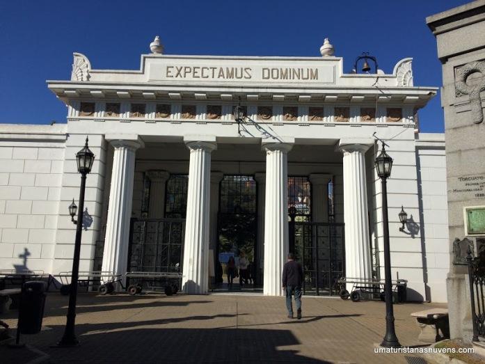 cemiterio-da-recoleta em Buenos Aires