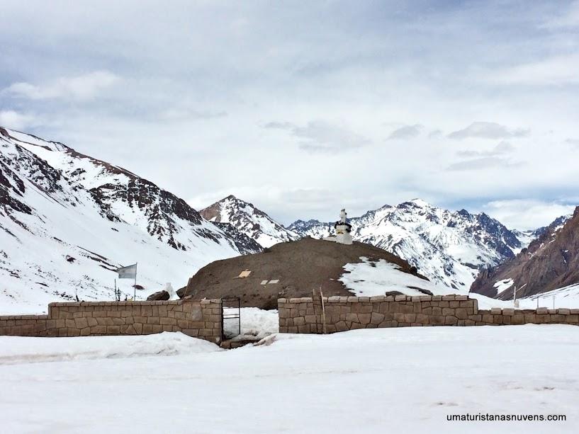 Cordilheira dos Andes cemiterio-dos-andistas